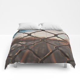 The Gated Highway Comforters
