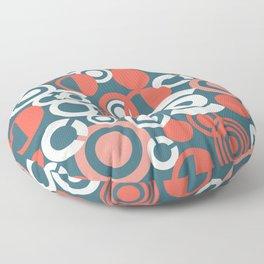 Little circles Floor Pillow