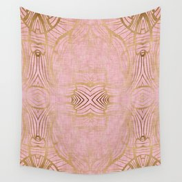 Paris Royal Gold Antique Wall Tapestry