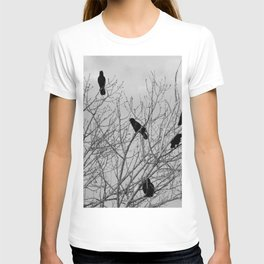 Murder Of Crows - Four T-shirt
