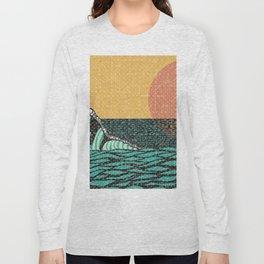 Sunrise V Long Sleeve T-shirt