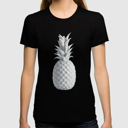 Black and White Anana | #society6 | Pineapple T-shirt