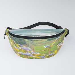 Sete Cidades crater lake Fanny Pack