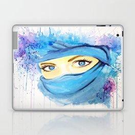 The Arabian Girl Laptop & iPad Skin