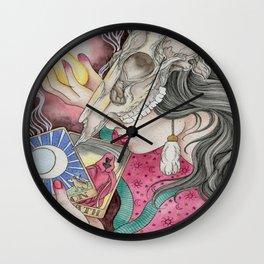 Ex Fortuna  Wall Clock