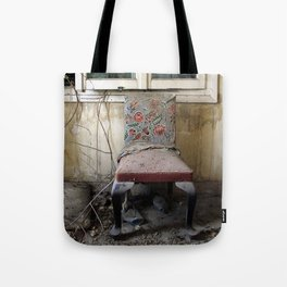 Whore Chair Tote Bag