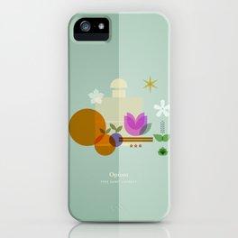 FRAGRANCES / Opium - YSL iPhone Case