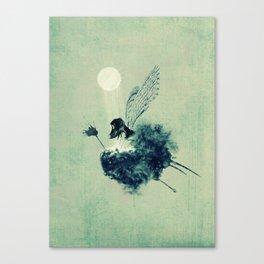 Fairy Calypso Canvas Print