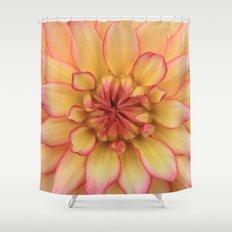 Dahlia - JUSTART © Shower Curtain