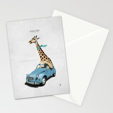 Riding High! Stationery Cards