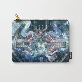 Crytalinne Equilibrium Carry-All Pouch