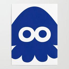 Splatoon Sticker 02 Poster