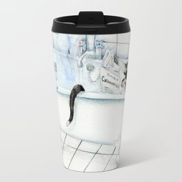 DO NOT DISTURB 2 Travel Mug
