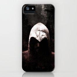 Roman Assassin Hood - Color iPhone Case
