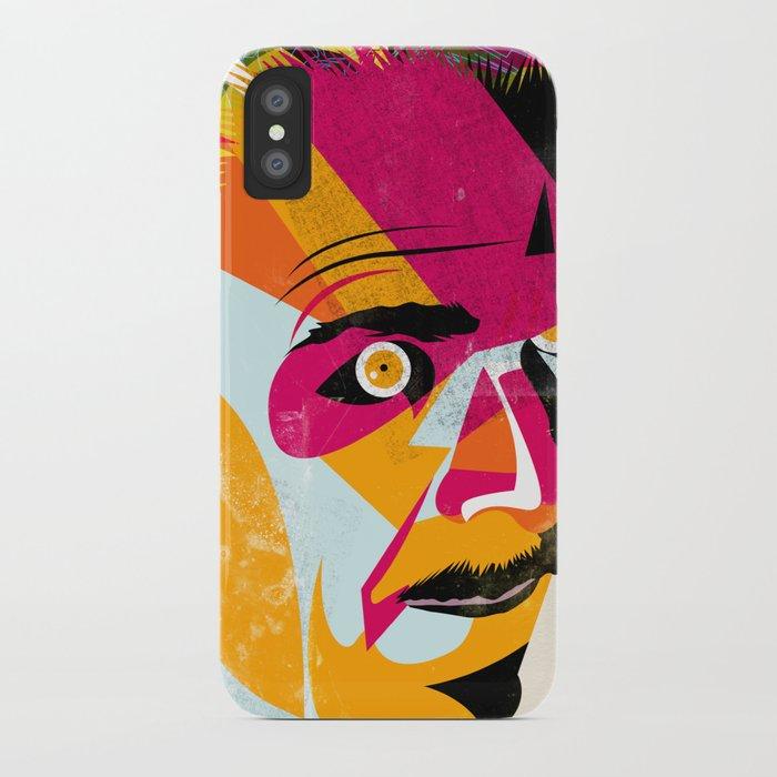 head_131112 iPhone Case