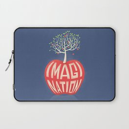 Imagination Is The Beginning Of Creation- George Bernard Shaw Quote Laptop Sleeve