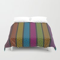 arrows Duvet Covers featuring Arrows by ItsJessica