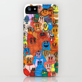 moppets iPhone Case