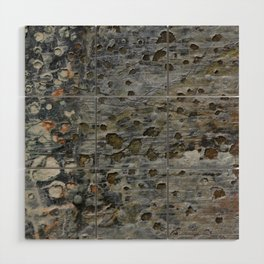 Beauty by the Square Inch Wood Wall Art
