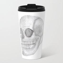 Death Skull (original work of 8yr old boy) Travel Mug