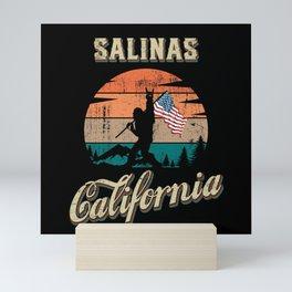 Salinas California Mini Art Print