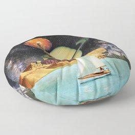 Orinoco Flow Floor Pillow