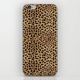 Cheetah Print iPhone Skin