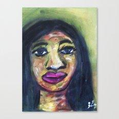 GAUGUIN GIRL1 Canvas Print