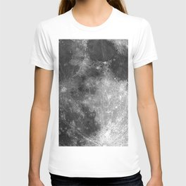 Black & White Moon T-shirt