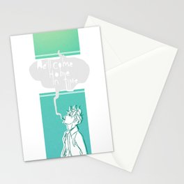 We'll Come Home Stationery Cards