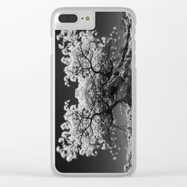 Conjoined Torrey Pines in Infrared Clear iPhone Case