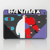 baymax iPad Cases featuring BayMax by Brieana