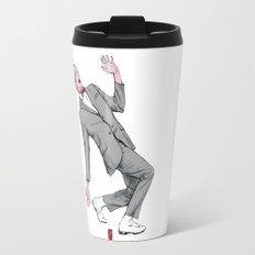 Pee Wee Herman #2 Travel Mug
