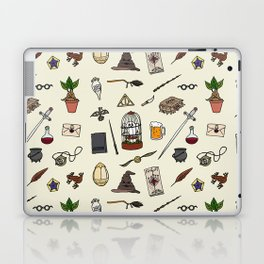 Potter Harry pattern Laptop & iPad Skin