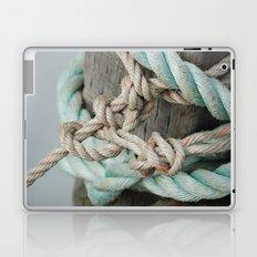 TIED TO THE MOORING #1 Laptop & iPad Skin