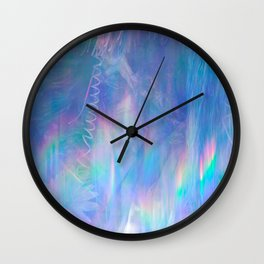 Rainbow Portal! Wall Clock