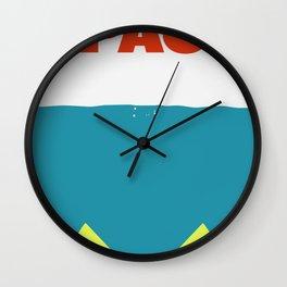 PAC Wall Clock