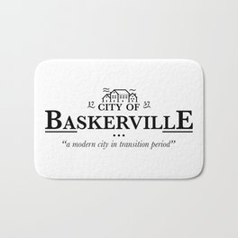 Baskerville Bath Mat