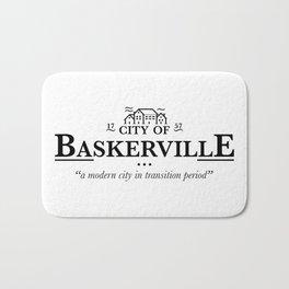 Baskerville Bath Mat