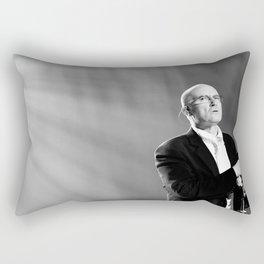 Phil Collins Rectangular Pillow