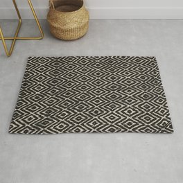 Boho Diamonds Rug