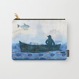 The Fisherman's Dream #2 Carry-All Pouch