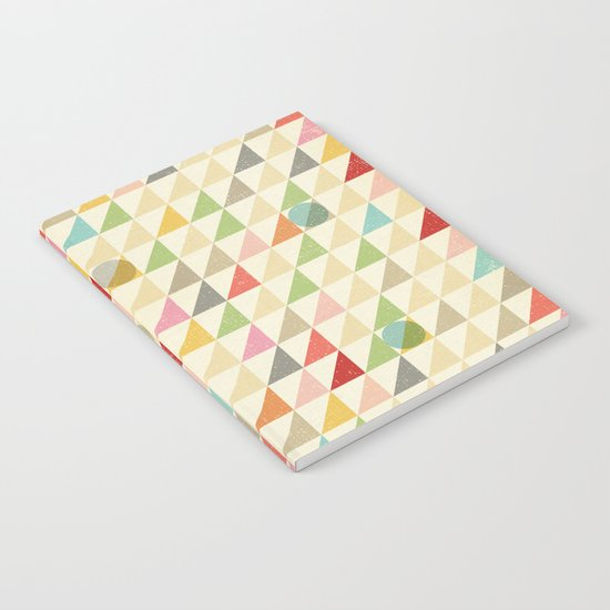 GEOMETRIC 002 Notebook