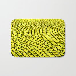 Yellow Brick Road Bath Mat