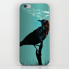 At the Birds Eye  iPhone Skin