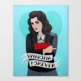 Winona Forever Canvas Print