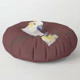Cockatoo Floor Pillow