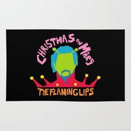 Christmas on Mars - The Flaming Lips Rug