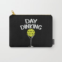 Day Dinking For Pickleball Player Carry-All Pouch