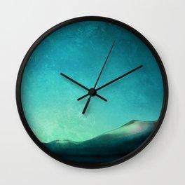 Landscape : Bolivia Wall Clock